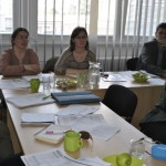 2nd Project meeting